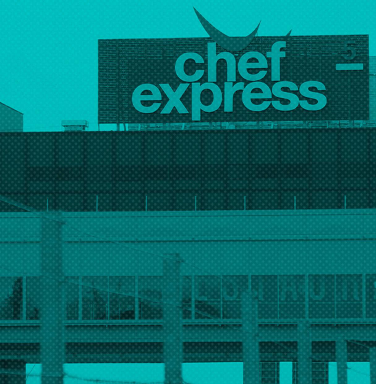 Allestimenti Grafox - Insegne & Outdoor - Chef Express - Italia
