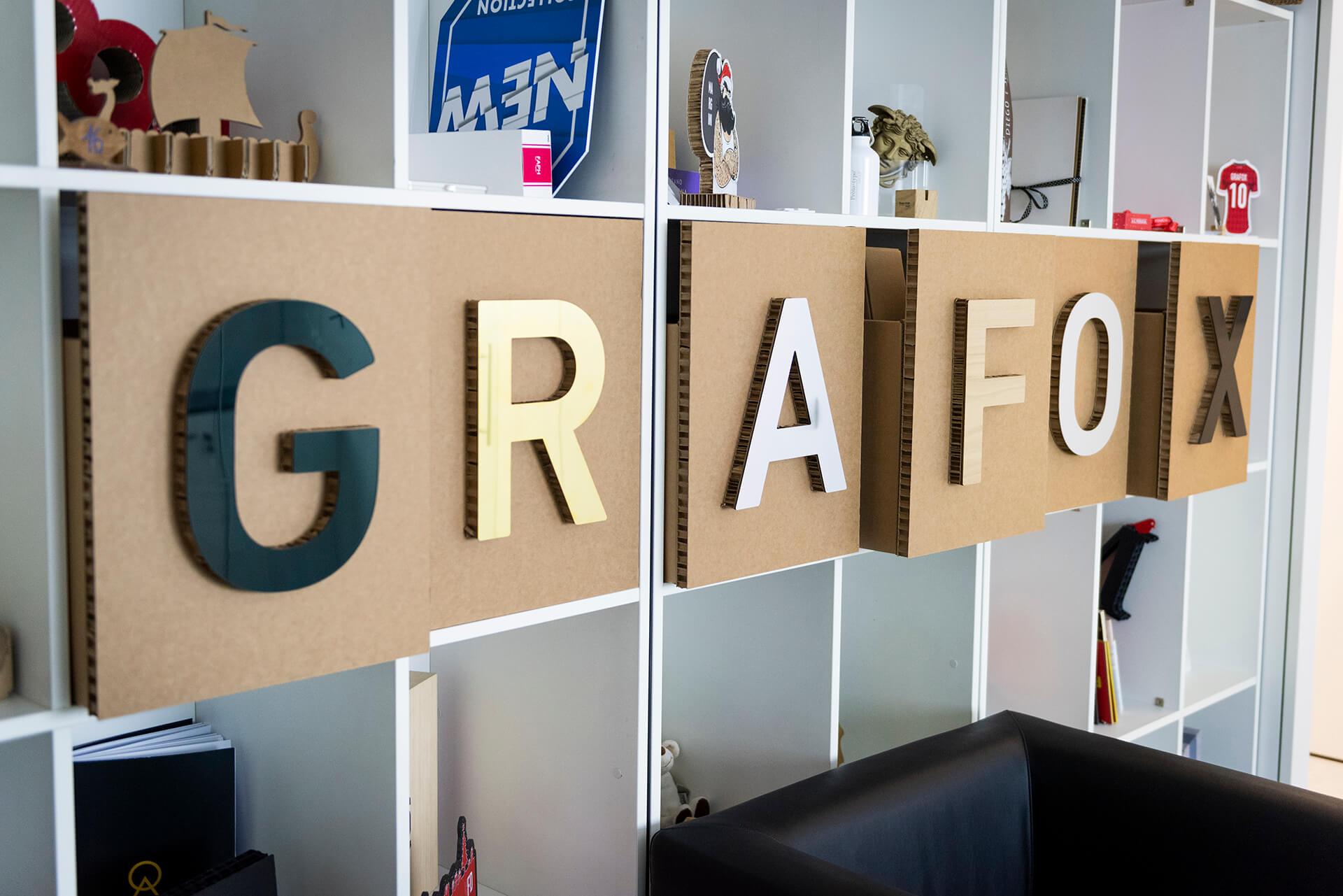 GRAFOX - Taglio laser - Metalo, Legno, Plexiglass, Ottone