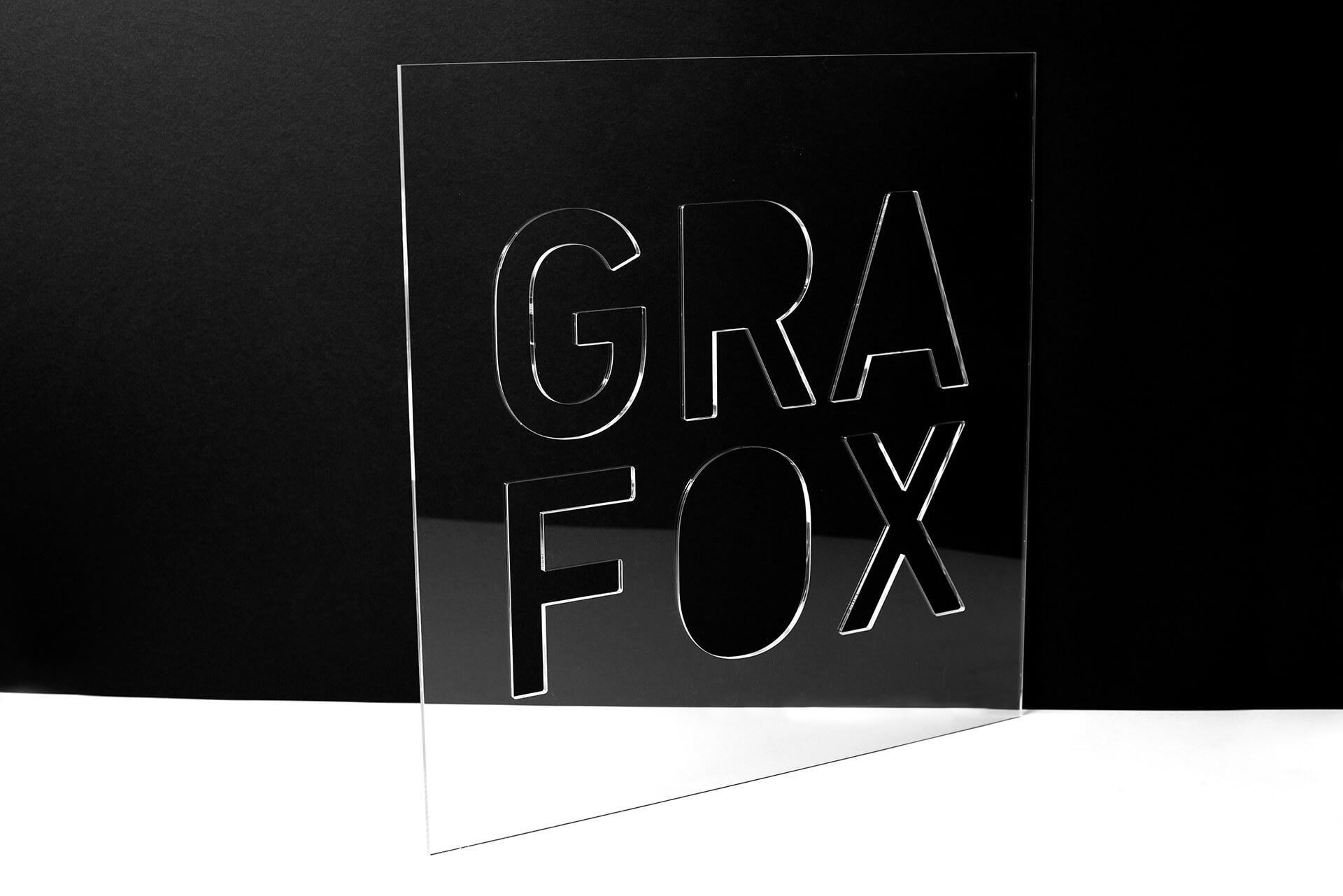 GRAFOX - Taglio - Plexiglass