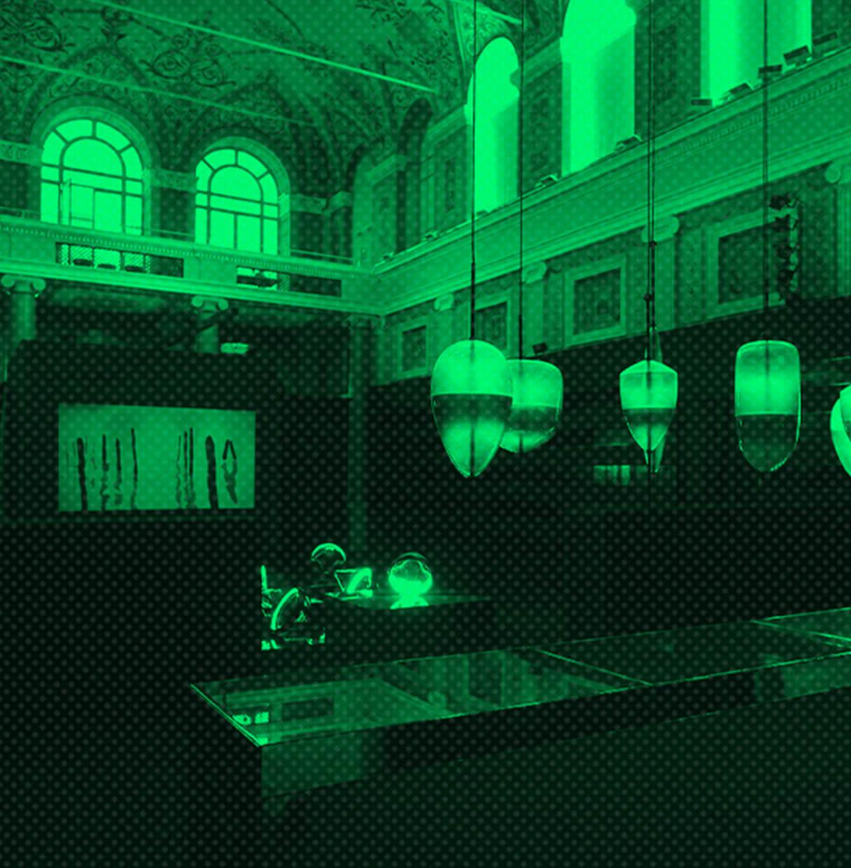 Allestimenti Grafox - Fiere & Eventi - Wonderglass - Istituto Ciechi @ Fuori Salone - Milano