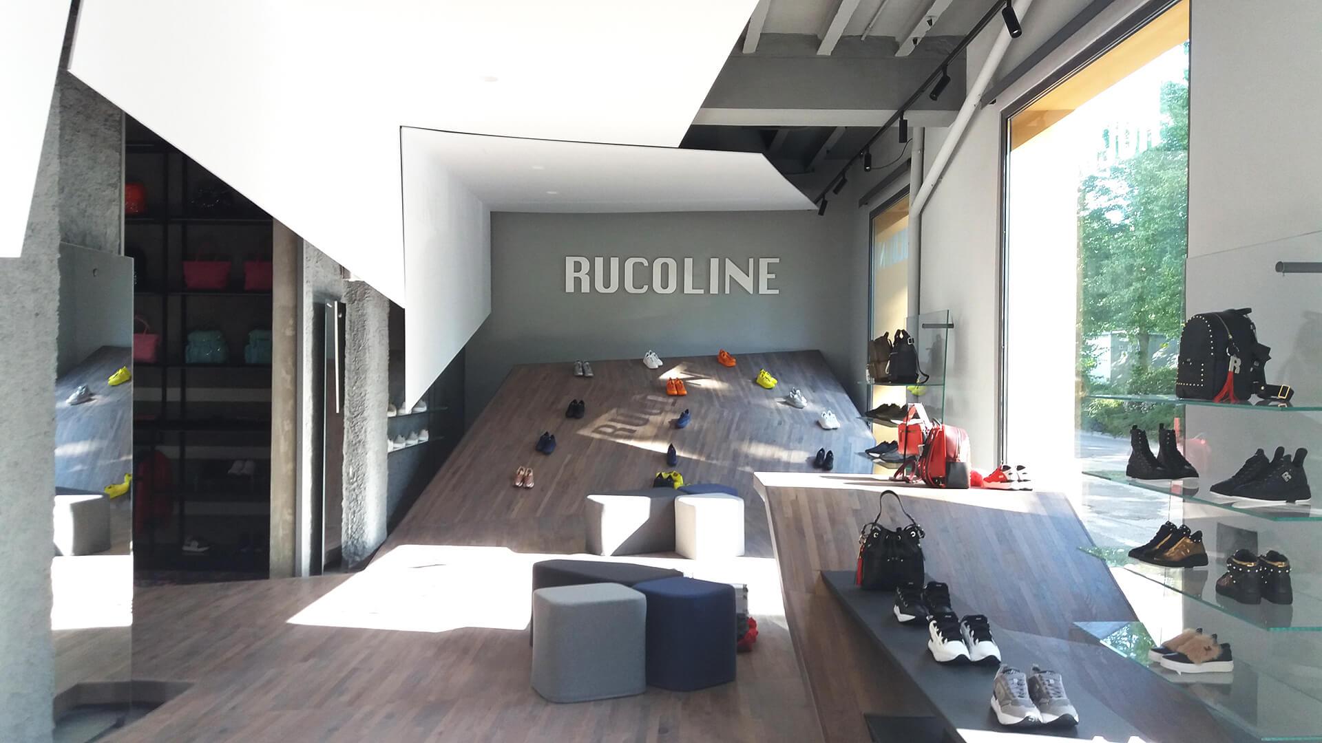 Allestimenti Grafox - Shop & Food - Rucoline Perugia
