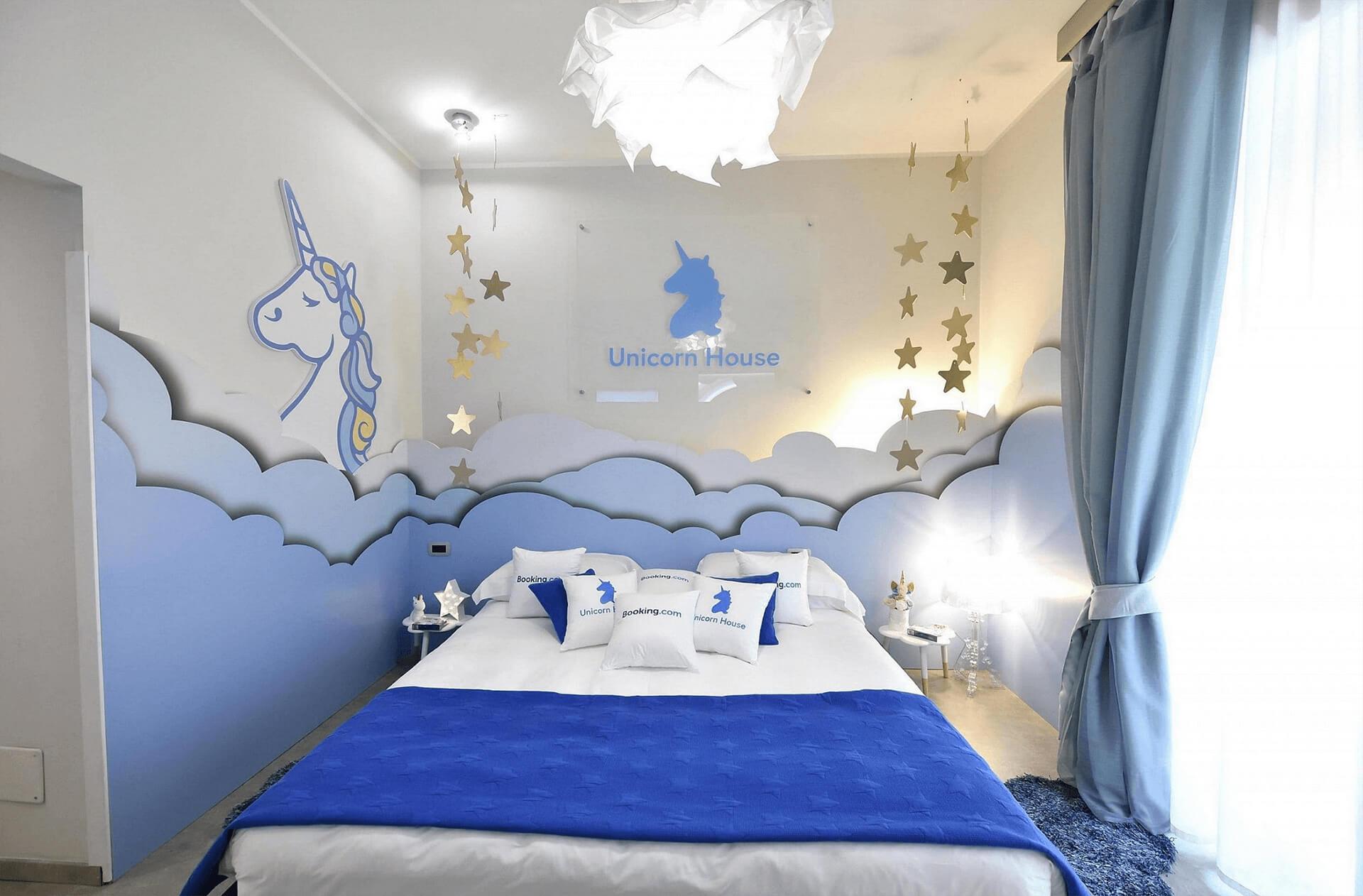 Allestimenti Grafox - Fiere ed Eventi - Unicorn House - Milano