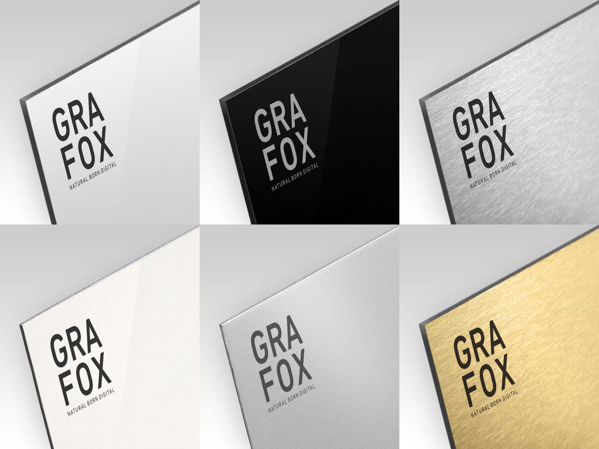 Stampa Grafox - Supporti rigidi e flessibili - Pannelli